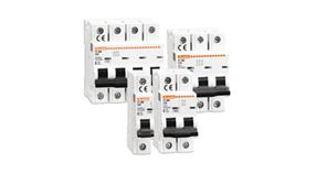 Miniature and residual circuit breakers